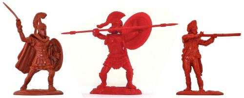 Expeditionary Force Hoplite, Conte Spartan, Barzso British Grenadier