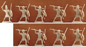 EXP108 Ancient Greek Peltasts