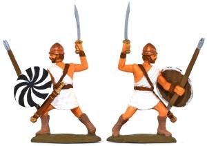 EXP108p Ancient Greek Hoplites