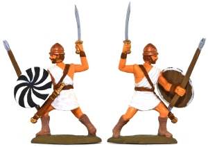 EXP108p Ancient Greek Hoplites