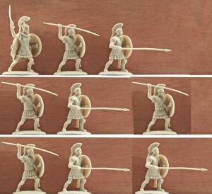 EXP109 Ancient Greek Hoplites