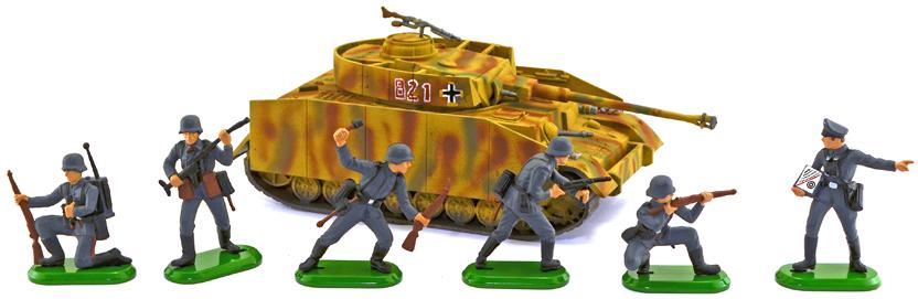 BRP000912 German Bundle 7 with CTS PZ IV side armor resized