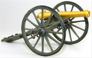 12-Pounder Field Piece...$13