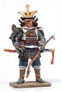 Japanese Daimyo Motonari, Battle of Miyajima 1551...$19.50