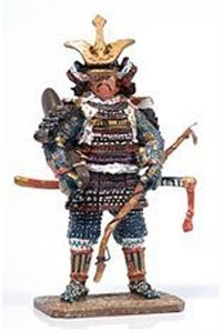 Japanese Daimyo Motonari, Battle of Miyajima 1551...$19.50