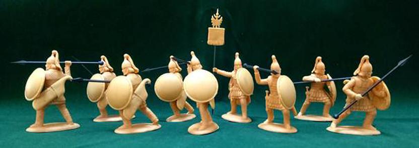 EXPPSN10 Ancient Persian Royal Guards