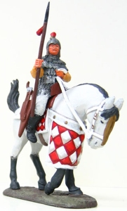 HWICBH018 Armored Chinese Cavalryman - AD 300