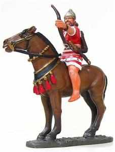 HWICBH023 Ancient Assyrian Horse Archer - 850 BCE