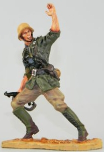 HWINWW014 WWII German Afrika Korps Officer 1941