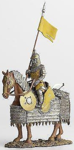 HWISME020 Timurid Empire - Tarkhan Warrior 1400 AD