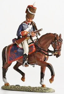 HWISNC036 Napoleonic British King's Light Dragoon 1812