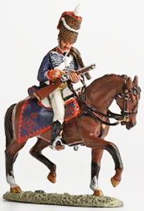 HWISNC036 Napoleonic British King's Light Dragoon 1812