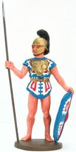 HWISRM014 Ancient Samnite Infantryman - 1st Century BCE